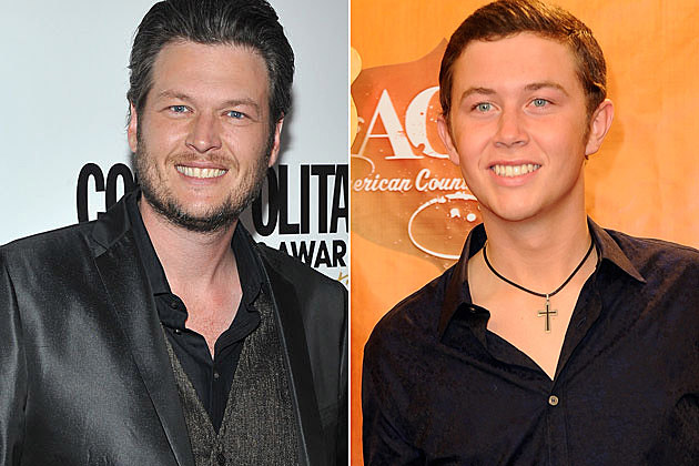Blake Shelton, Scotty McCreery CMA Fest