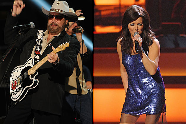 Hank Williams Jr.,Martina McBride