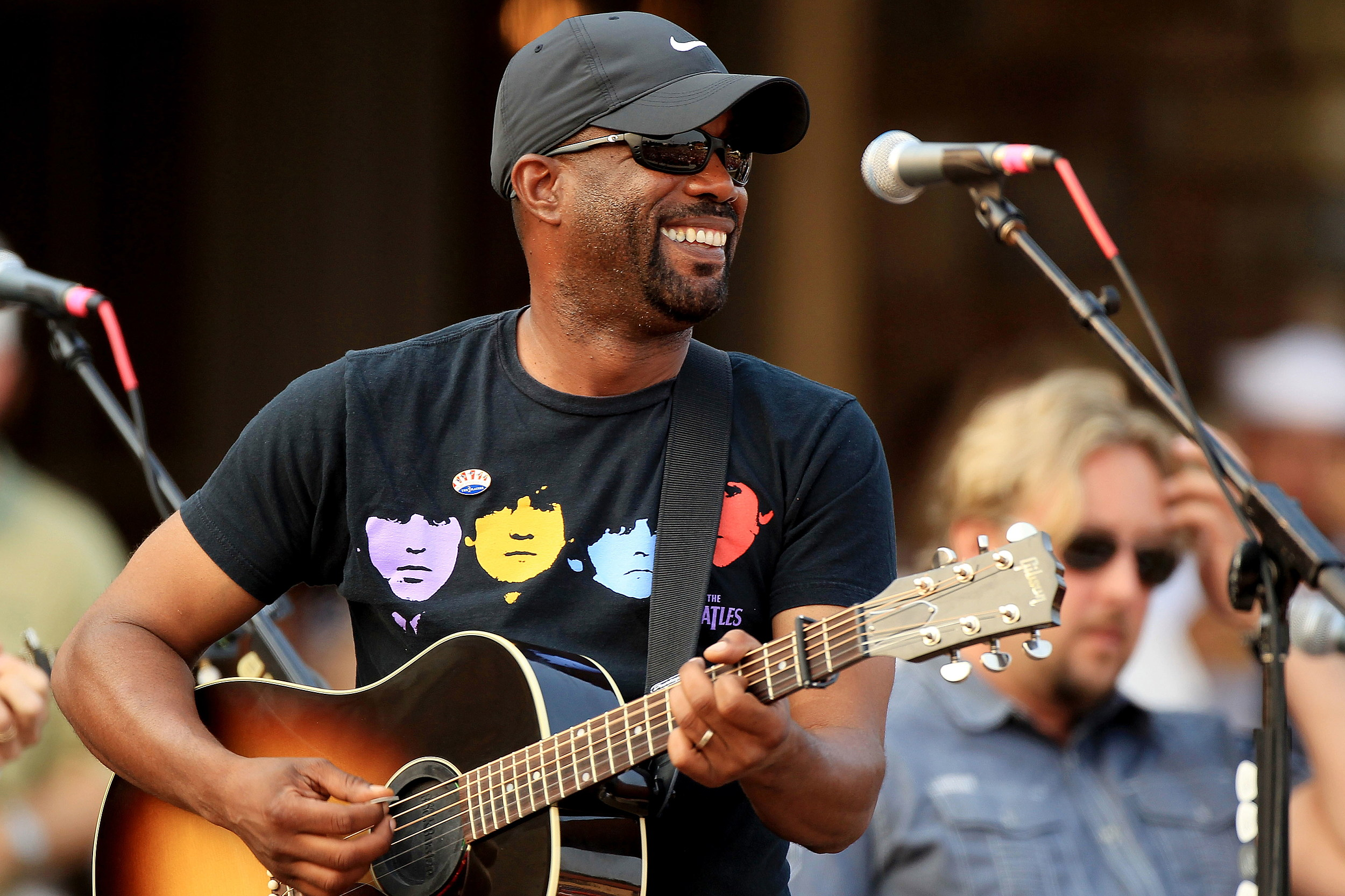 Darius Rucker And Friends Bring Good Times Raise Money For Great