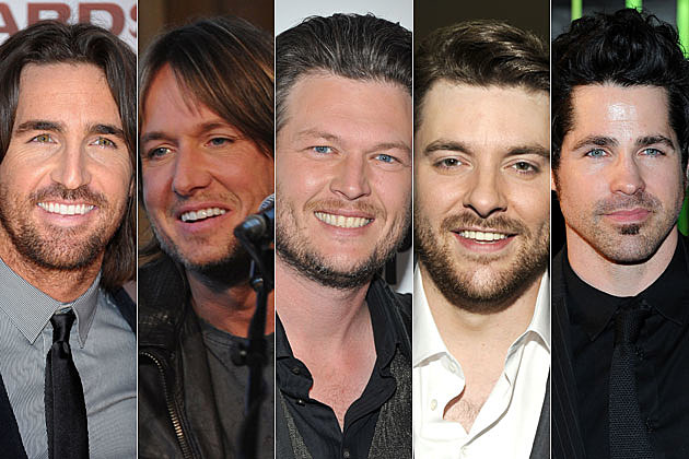 Jake Owen, Keith Urban, Blake Shelton, Chris Young, JT Hodges