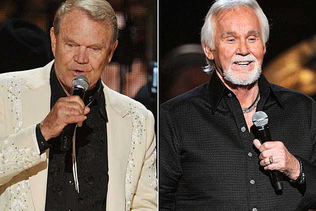 Glen Campbell, Kenny Rogers