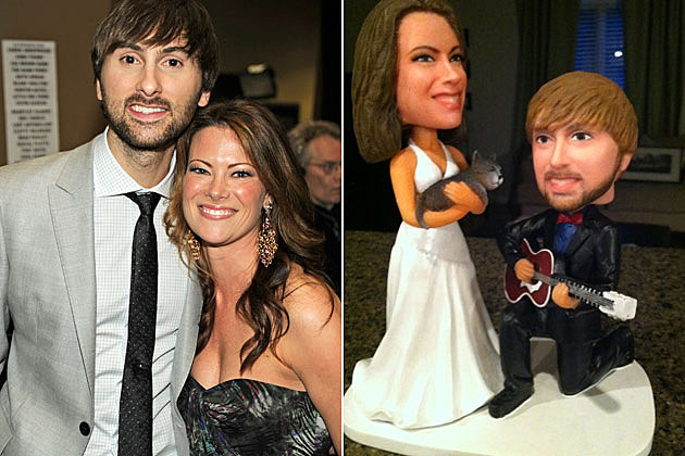 Lady Antebellum's Dave Haywood Shares 'Best Gift Ever' From Wedding