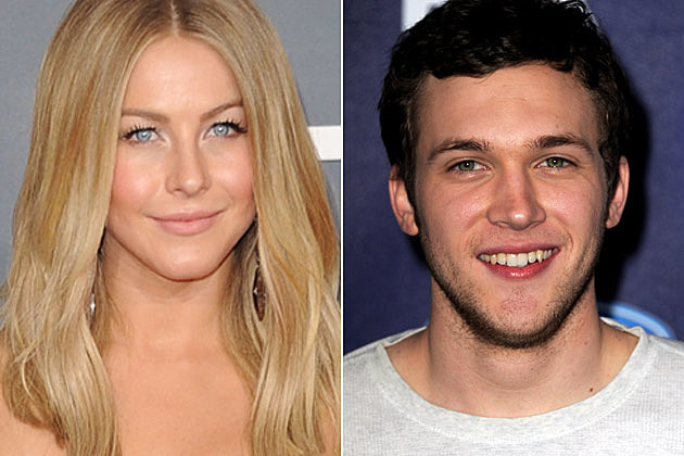 Julianne Hough, Phillip Phillips