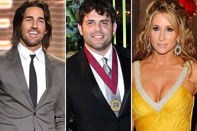 Jake Owen, Rhett Akins, Heidi Newfield