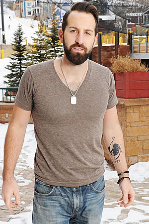 Josh Kelley Got This Tattoo — His First Days Before Thanksgiving