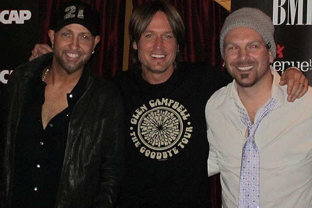Keith Urban, LoCash Cowboys