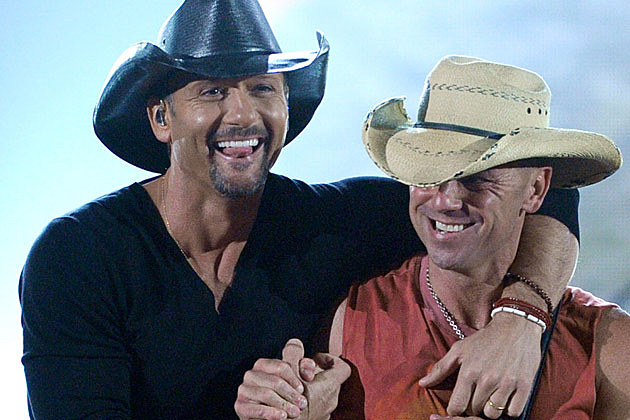 Tim McGraw, Kenny Chesney
