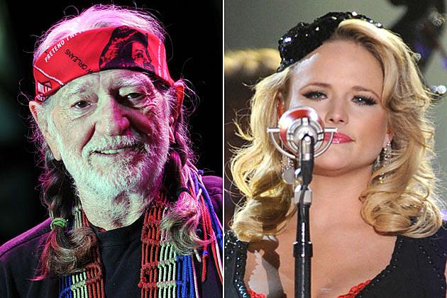 Willie Nelson, Miranda Lambert