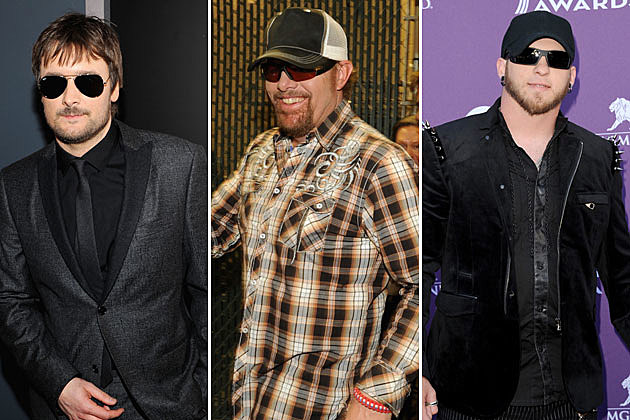 Eric Church, Toby Keith, Brantley Gilbert
