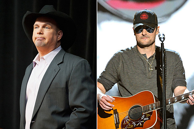 Garth Brooks, Eric Church