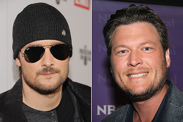 Eric Church, Blake Shelton