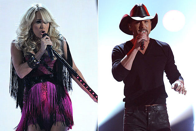 Carrie Underwood, Tim McGraw