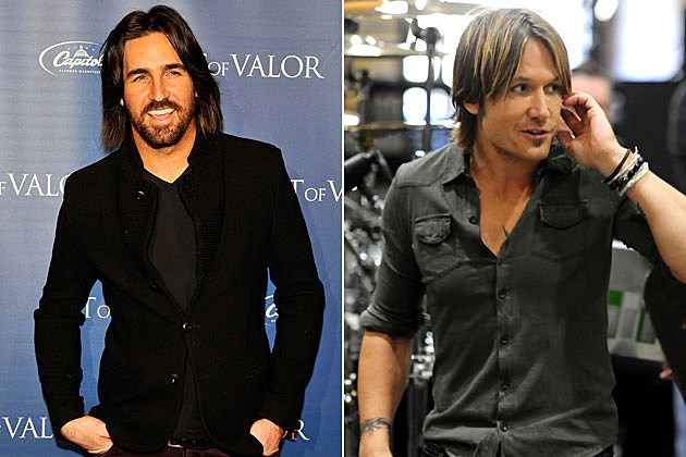 Jake Owen, Keith Urban