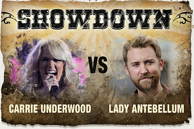 Carrie Underwood, Charles Kelley