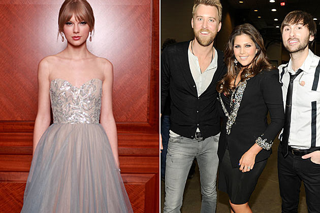 Taylor Swift, Lady Antebellum