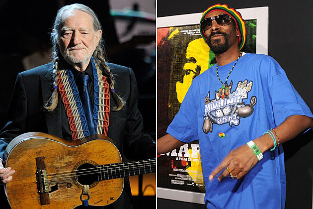 Willie Nelson, Snoop Dogg