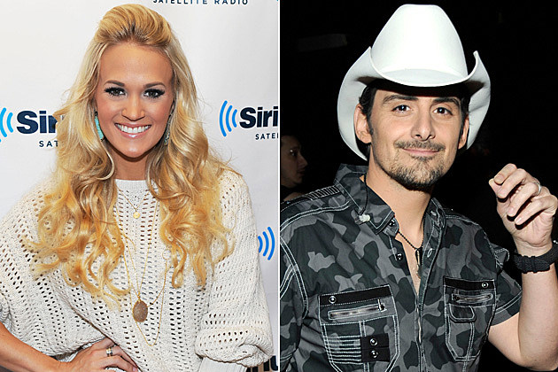 Carrie Underwood / Brad Paisley