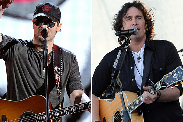 Eric Church, Joe Nichols