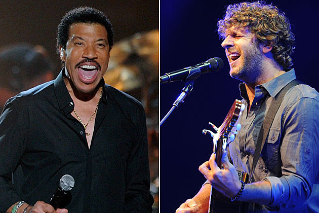 Lionel Richie, Billy Currington
