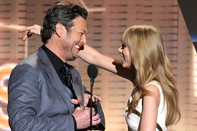 Blake Shelton, Taylor Swift