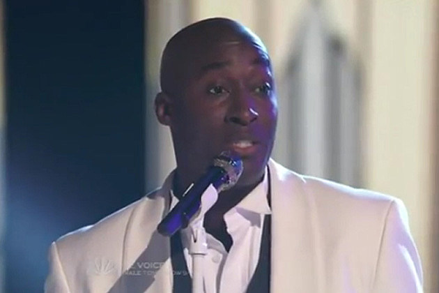 The Voice' Finalist Jermaine Paul Tackles 'God Gave Me You,' Sings ...