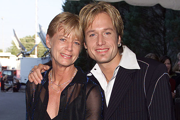Country Stars And Their Moms Keith Urban