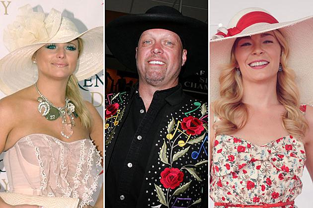 Miranda Lambert, Eddie Montgomery, LeAnn Rimes