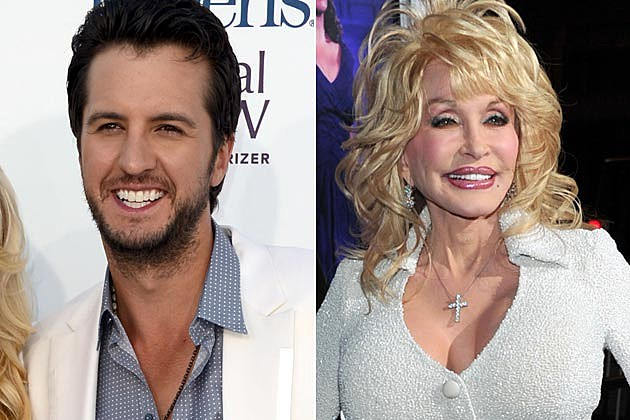 Luke Bryan, Dolly Parton