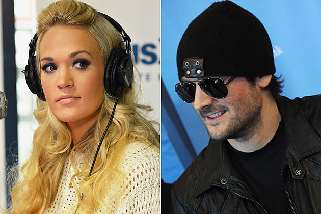 Carrie Underwood, Eric Church