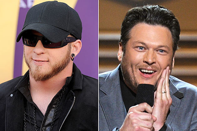 Brantley Gilbert, Blake Shelton