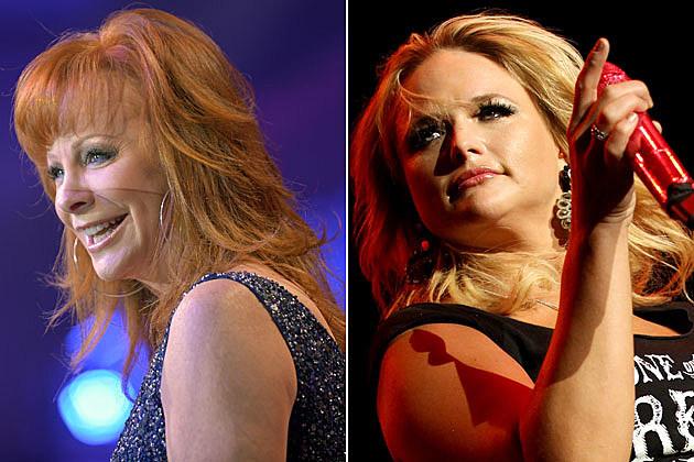 Reba McEntire, Miranda Lambert