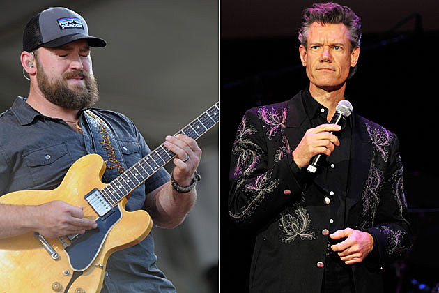 Zac Brown, Randy Travis