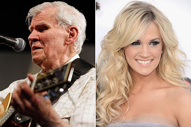 Doc Watson, Carrie Underwood