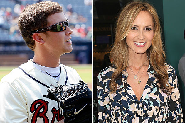 Scotty McCreery, Chely Wright