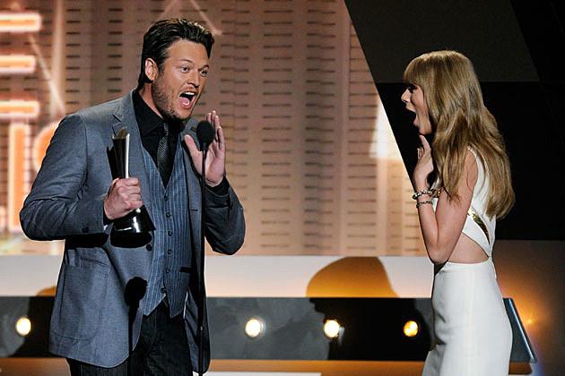 Blake Shelton, Taylor Swift