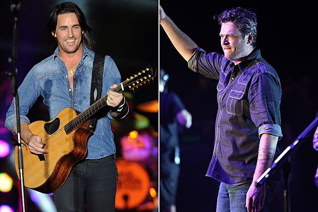 Jake Owen, Blake Shelton