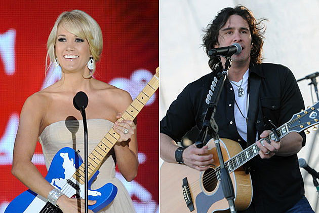 Carrie Underwood, Joe Nichols