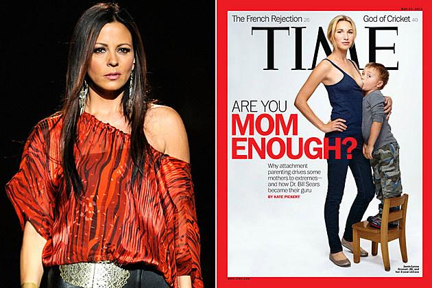 Sara Evans, Time Magazine