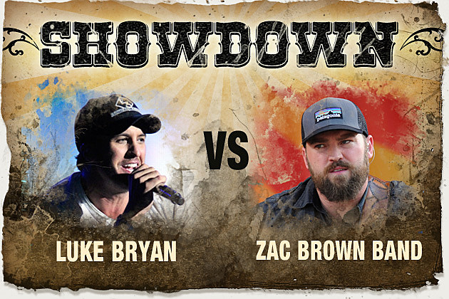 Luke Bryan, Zac Brown