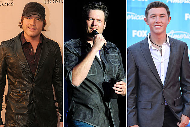 Jerrod Niemann / Blake Shelton / Scotty McCreery