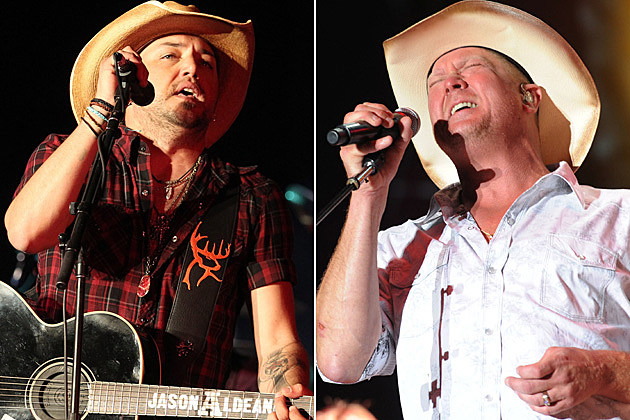Jason Aldean, Tracy Lawrence