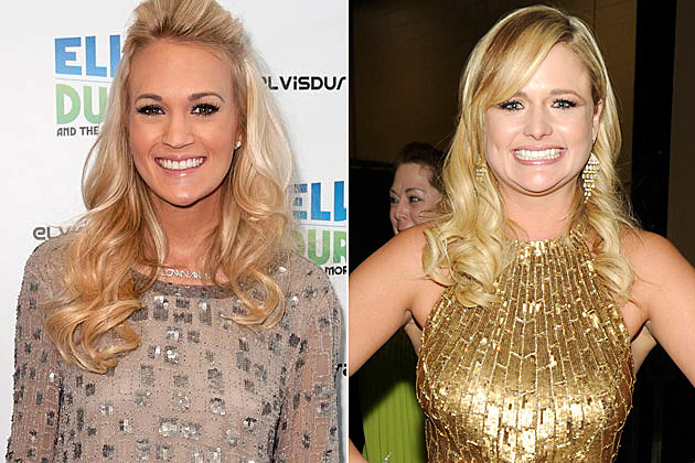 Carrie Underwood, Miranda Lambert