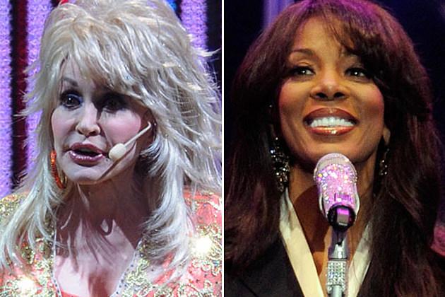 Dolly Parton, Donna Summer