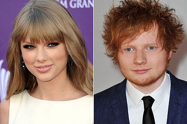 Taylor Swift, Ed Sheeran