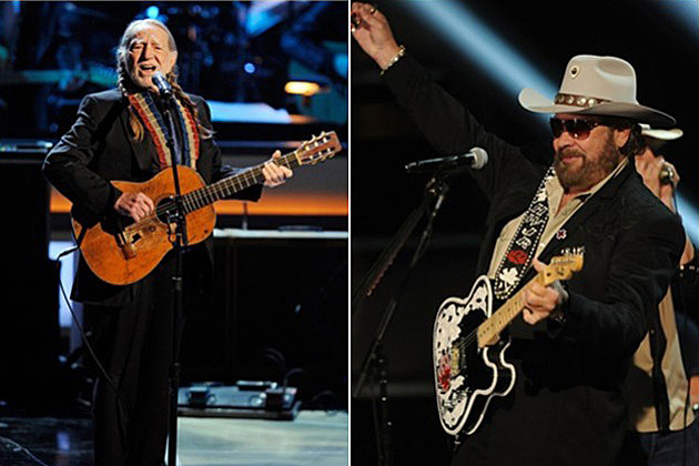 Willie Nelson, Hank Williams Jr.