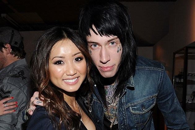 Trace Cyrus, Brenda Song