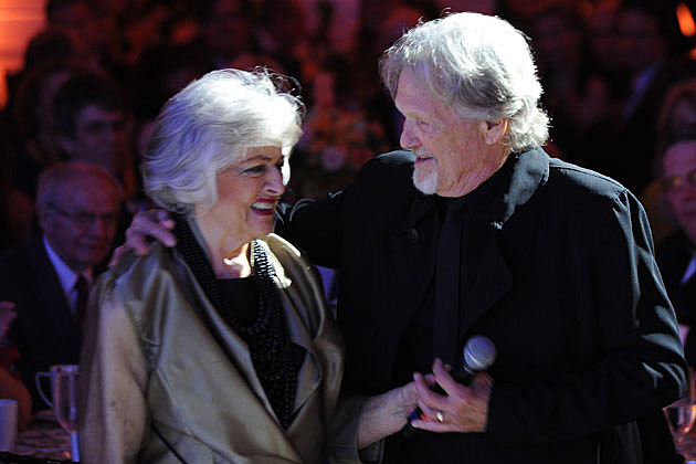 Frances Preston, Kris Kristofferson