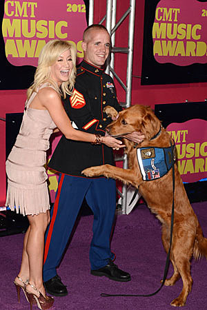Kellie Pickler, Sgt Sean Debevoise
