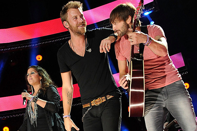 Taste Of Country S Lady Antebellum Contest Winner Announced