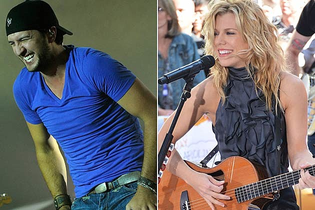 Luke Bryan, Kimberly Perry